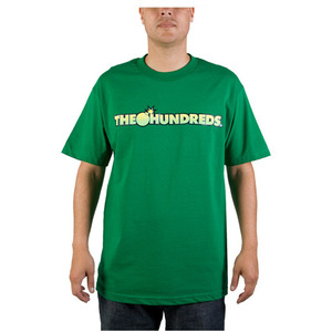 THE HUNDREDS GRADIENT S/S [3]