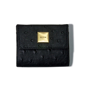 BLACK SCALE Monnaie Coin Purse BLK