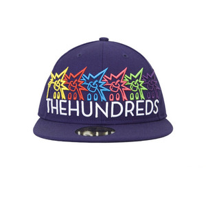 THE HUNDREDS COLORS NEW ERA [2]