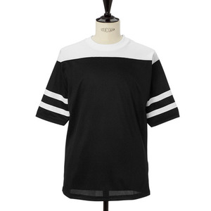 DOPE Football Jersey BLK