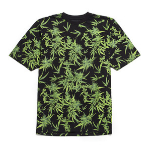 [40% Sale] [Special Project] BLACK SCALE Sativa Tee Blk