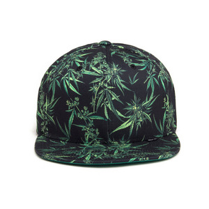 [40% Sale] [Special Project] BLACK SCALE 420 Sativa Strapback Blk
