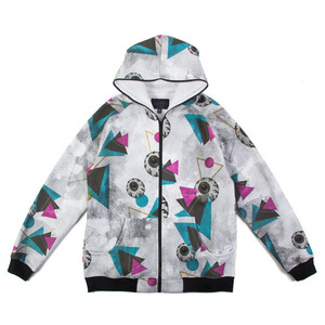 MISHKA Keep Watch or Die Full Zip