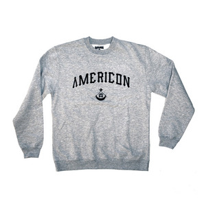 BLACK SCALE Americon Crewneck MH x BS