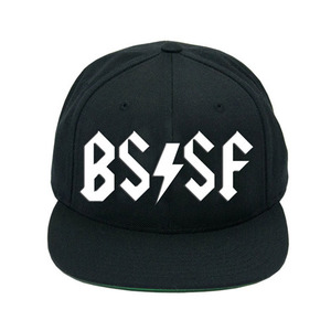 [40% Sale] [Special Project] BLACK SCALE Blvck In Black Snapback