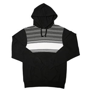 BLACK SCALE Hell Day Hooded Fleece
