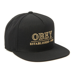 OBEY CAMBRIDGE HAT