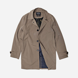 FRIZM WORKS TRENCH SINGLE COAT