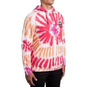 HUF CIRCLE H BURST WASH PULLOVER