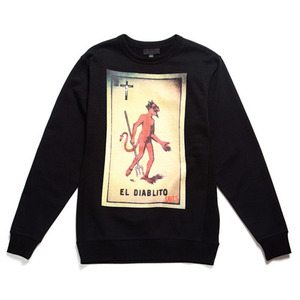 BLACK SCALE Saveus Crewneck