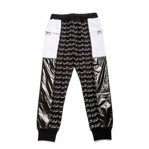 50%sale BLACK SCALE Scale Of Black Sweatpants