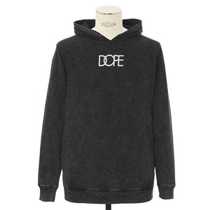 DOPE Mineral Wash Logo Pullover