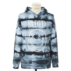 DOPE Tie-Dye Faded Pullover