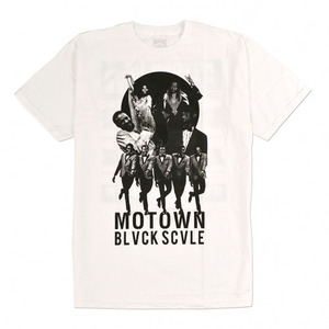 50%sale[LIMITED EDTION]BLACK SCALE One Night Only Motown Tee,White