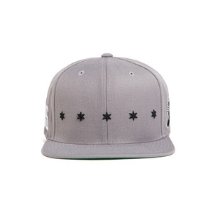 BLACK SCALE Star Spangle Snap Back
