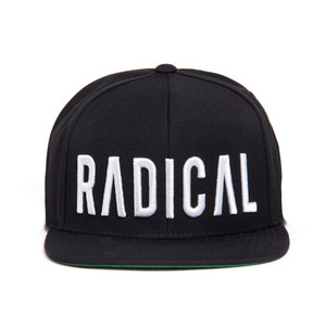 [Special Project] JT&CO x BS Radical Snapback, Black