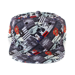 CROOKS & CASTLES Men's Woven Snapback Cap - Killa