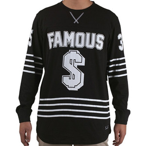 FAMOUS Paid LS Crew Knit