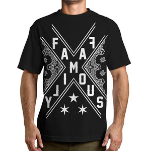 FAMOUS X Con Tee