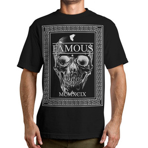 FAMOUS Box Lux Tee