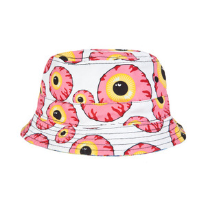 [양면리버시블] MISHKA Petro Keep Watch Reversible Bucket