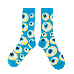 MISHKA Keep Watch Pattern Socks
