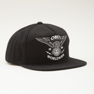 OBEY EAGLE EYE SNAPBACK