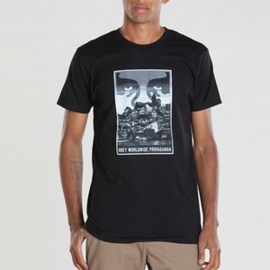 OBEY NIGHTWATCH PREMIUM BASIC TEES