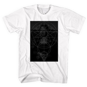 BLACK SCALE Monagram, White