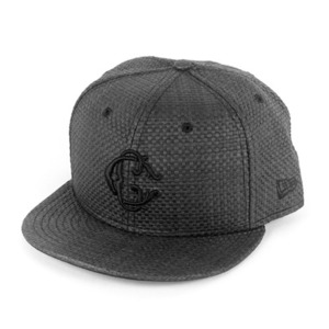 CROOKS & CASTLES Men's Woven Fitted Cap - Ornate C