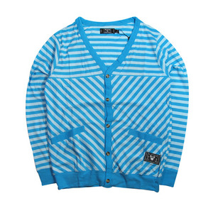 Crooks&Castles THE SMALL STRIPE CARDIGAN [45%SALE]