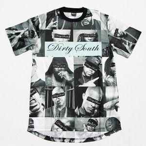 FNTY Dirty South T-Shirt