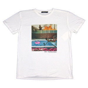 OBEY HOLIDAY IN CALIFORNIA TEE