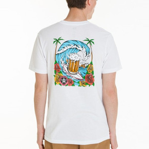 OBEY COLD BEER TEE