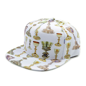 CROOKS & CASTLES Men's Woven Snapback Cap - Holy Grail