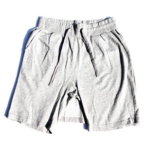 FNTY wing shorts Gray