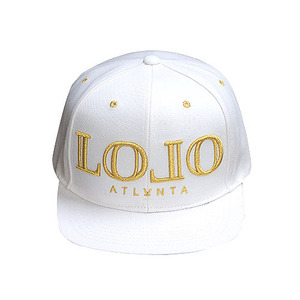 L.O.L.O Snapback - Diamond White