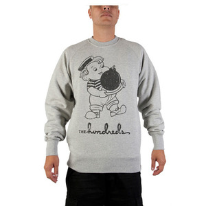 THE HUNDREDS JOHNNY CREWNECK [2]