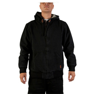 THE HUNDREDS DIVERT CANVAS HOOD [45%SALE]