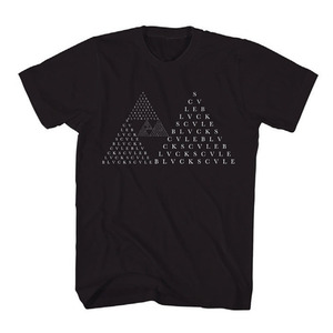 BLACK SCALE Scaled Tee