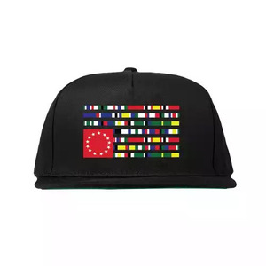 [Special Project] BLACK SCALE X DTA INTERNATIONAL HAT (Black)