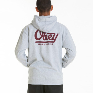 OBEY LE WORLDWIDE HOODED