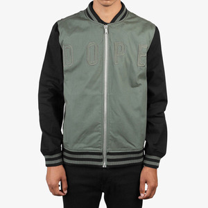 DOPE Lightweight Knockout Bomber TROOPER GREEN
