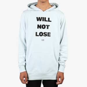 DOPE Will Not Lose Pullover ICE BLUE