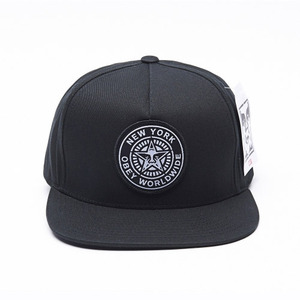 OBEY OBEY NY WORLDWIDE SNAPBACK BLACK