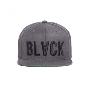 BLACK SCALE Invert Snapback (Grey)