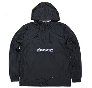 ROCK PSYCHO R-ANORAK (BLACK)