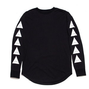 BLACK SCALE NOIR L/S T-SHIRT (BLACK)