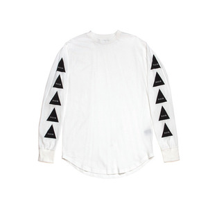 BLACK SCALE NOIR L/S T-SHIRT (WHITE)