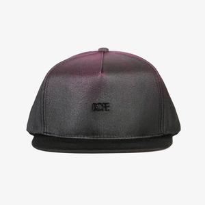 DOPE Gradient Micro Logo Snapback (ROSE TAUPE)